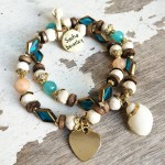 Beach Love Bracelet Set - Wholesale Example