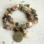 Earth & Sea Bracelet Set - Wholesale Example