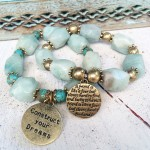 Healing Crystal Bracelet Set - Wholesale Example